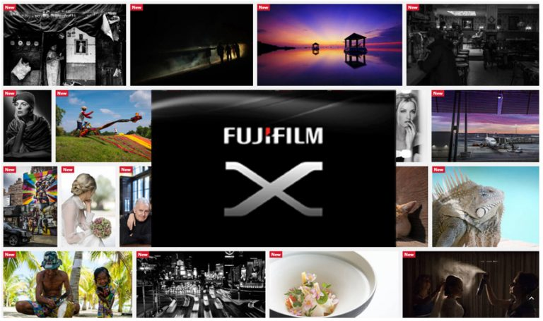 X-Photographers Gallery – Internationale Plattform für X-Fotografen