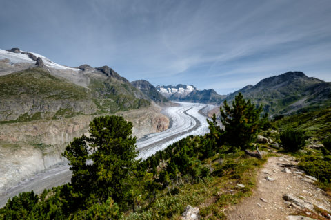 Top Foto-Spots und Secret Places – TIPP NR. 5: Aletschgletscher-Region