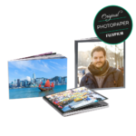 papier photo véritable glacé ou mat – livres photo mini