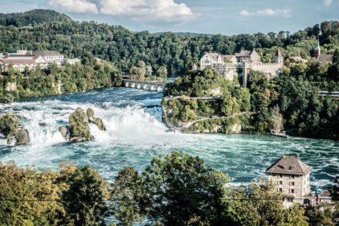 Top Foto-Spots und Secret Places – TIPP NR. 1: Rasender Rheinfall